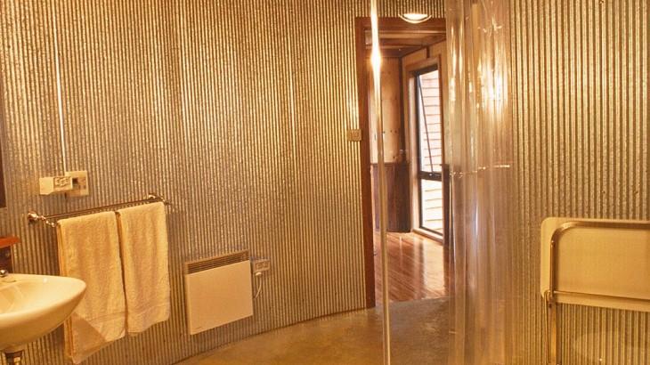Bathroom detail.